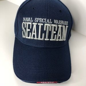 Han-Wild Accessories - NEW Baseball Cap US Navy SEAL TEAM Special Edition d9e3ee4fa89f